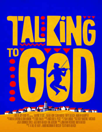 Talking to God 2020 English 720p WEB-DL 650MB ESubs