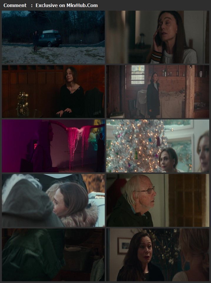 The Artist's Wife 2020 English 720p WEB-DL 850MB Download