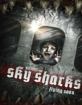 Sky Sharks 2020 English 720p WEB-DL 900MB Download