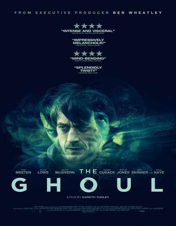 The Ghoul (2016) Dual Audio Hindi 480p BluRay x264 300MB ESubs Full Movie Download