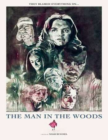 The Man in the Woods 2020 English 720p WEB-DL 700MB ESubs