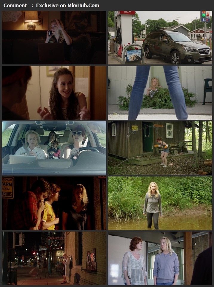 Mags and Julie Go on a Road Trip 2020 English 720p WEB-DL 1GB Download