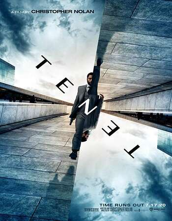 Tenet 2020 English 720p WEB-DL 1.3GB ESubs