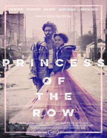Princess of the Row 2020 English 720p WEB-DL 700MB ESubs