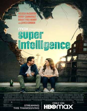 Superintelligence 2020 English 720p WEB-DL 950MB ESubs