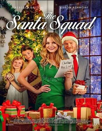 The Santa Squad 2020 English 720p WEB-DL 800MB Download