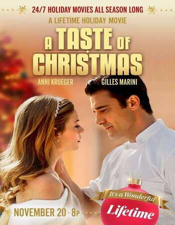 A Taste of Christmas 2020 English 720p WEB-DL 800MB ESubs