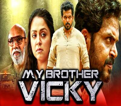 My Brother Vicky (2020) Hindi Dubbed 720p HDRip x264 1GB Full Movie Download