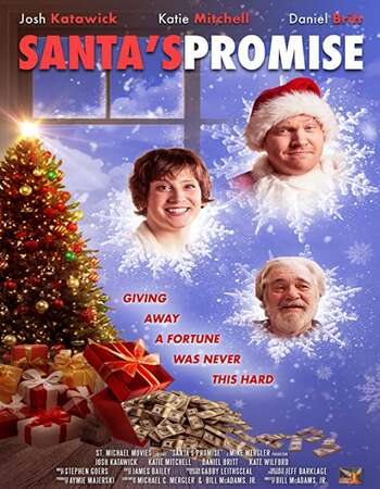 Santa's Promise 2020 English 720p WEB-DL 800MB ESubs