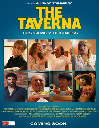 The Taverna 2020 English 720p WEB-DL 750MB ESubs