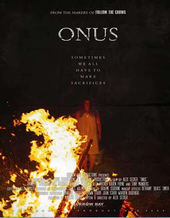 Onus 2020 English 720p WEB-DL 800MB ESubs