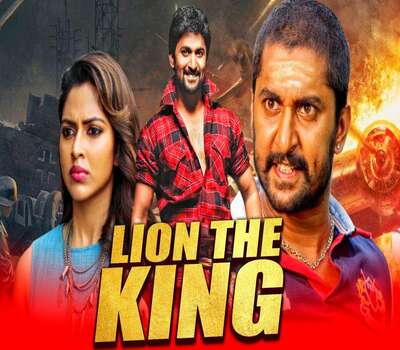 Lion The King (2020) Hindi Dubbed 720p HDRip x264 950MB Full Movie Download