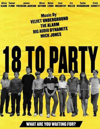 18 to Party 2020 English 720p WEB-DL 700MB ESubs