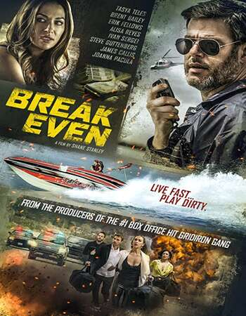 Break Even 2020 English 720p WEB-DL 850MB ESubs