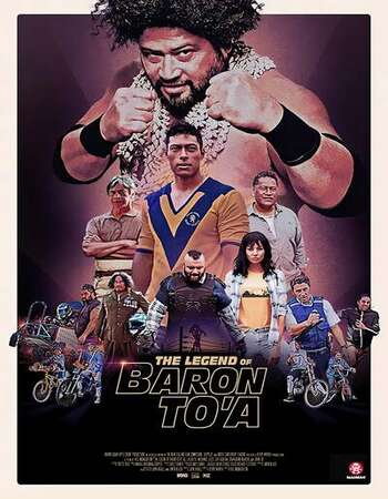 The Legend of Baron To'a 2020 English 720p WEB-DL 900MB ESubs