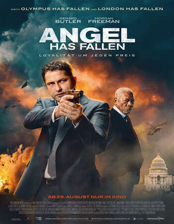 Angel Has Fallen 2019 Dual Audio [Hindi-English] 1080p BluRay 1.9GB ESubs