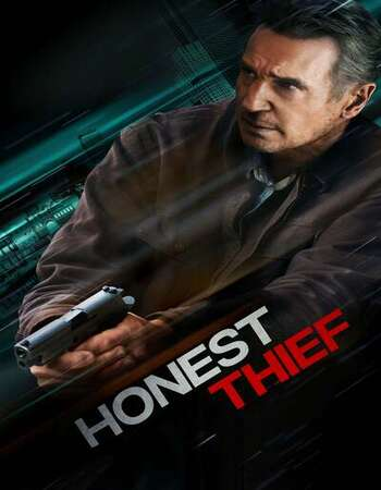 Honest Thief 2020 English 720p BluRay 850MB ESubs