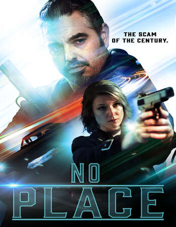 No Place 2020 English 720p WEB-DL 700MB Download