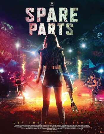 Spare Parts 2020 English 720p WEB-DL 800MB Download