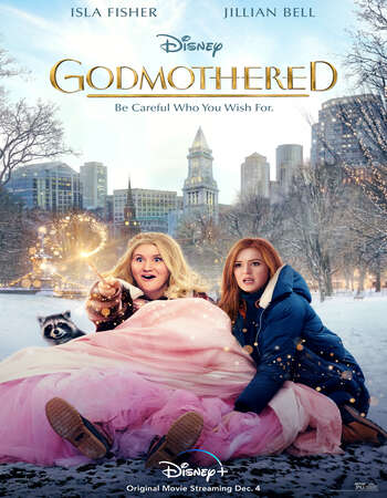 Godmothered (2020) English 720p WEB-DL x264 950MB Full Movie Download