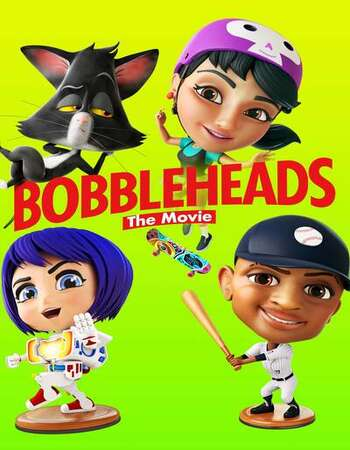 Bobbleheads The Movie 2020 English 720p WEB-DL 700MB Download