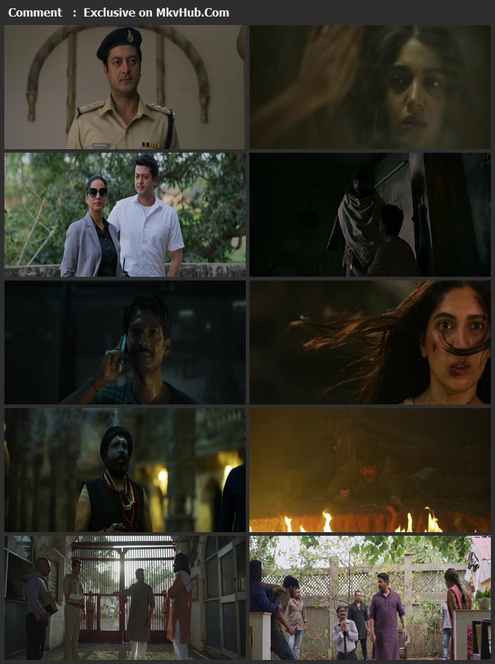 Durgamati The Myth 2020 Hindi 1080p WEB-DL 2.6GB Download