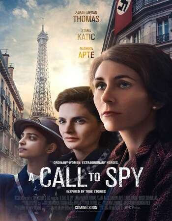 A Call to Spy 2020 Dual Audio [Hindi-English] 720p WEB-DL 1.1GB Download