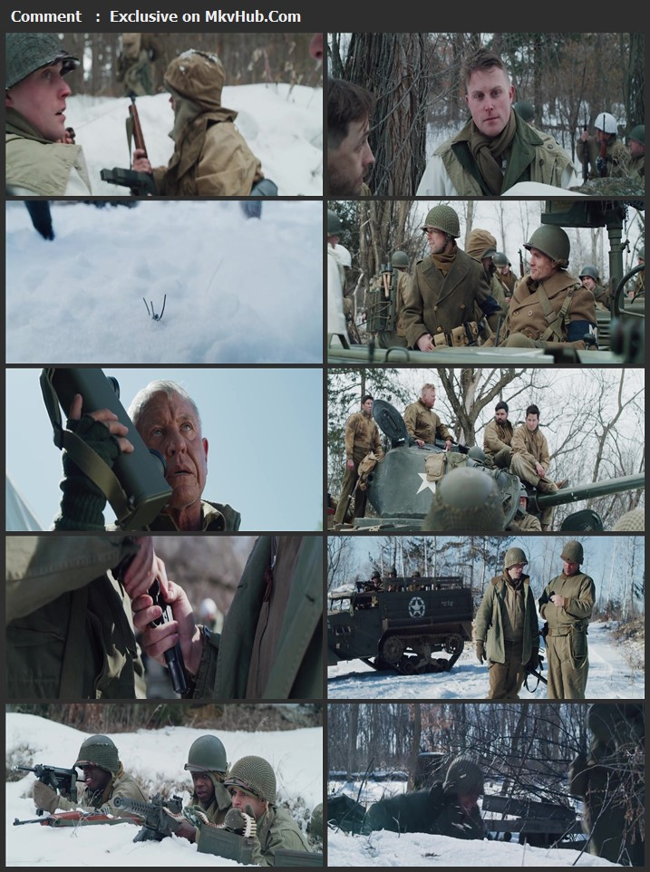 Battle of the Bulge Winter War 2020 English 720p BluRay 750MB Download