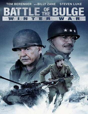 Battle of the Bulge Winter War 2020 English 720p BluRay 750MB ESubs
