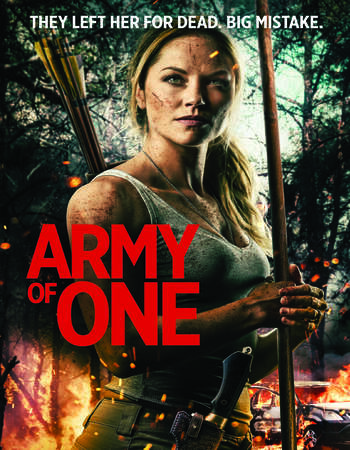 Army of One 2020 English 720p WEB-DL 750MB Download