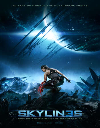 Skylines (2020) English 720p WEB-DL x264 950MB Full Movie Download