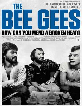 The Bee Gees: How Can You Mend a Broken Heart 2020 English 720p WEB-DL 800MB Download