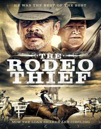 The Rodeo Thief 2021 English 720p WEB-DL 700MB Download