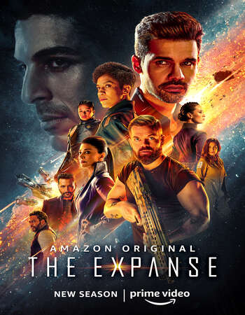 The Expanse S05 English 720p WEB-DL Full Show Download
