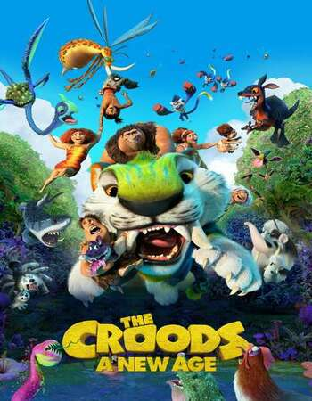 The Croods: A New Age 2020 English 1080p WEB-DL 1.5GB Download