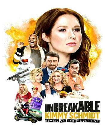 Unbreakable Kimmy Schmidt: Kimmy vs the Reverend 2020 English 720p WEB-DL 600MB Download