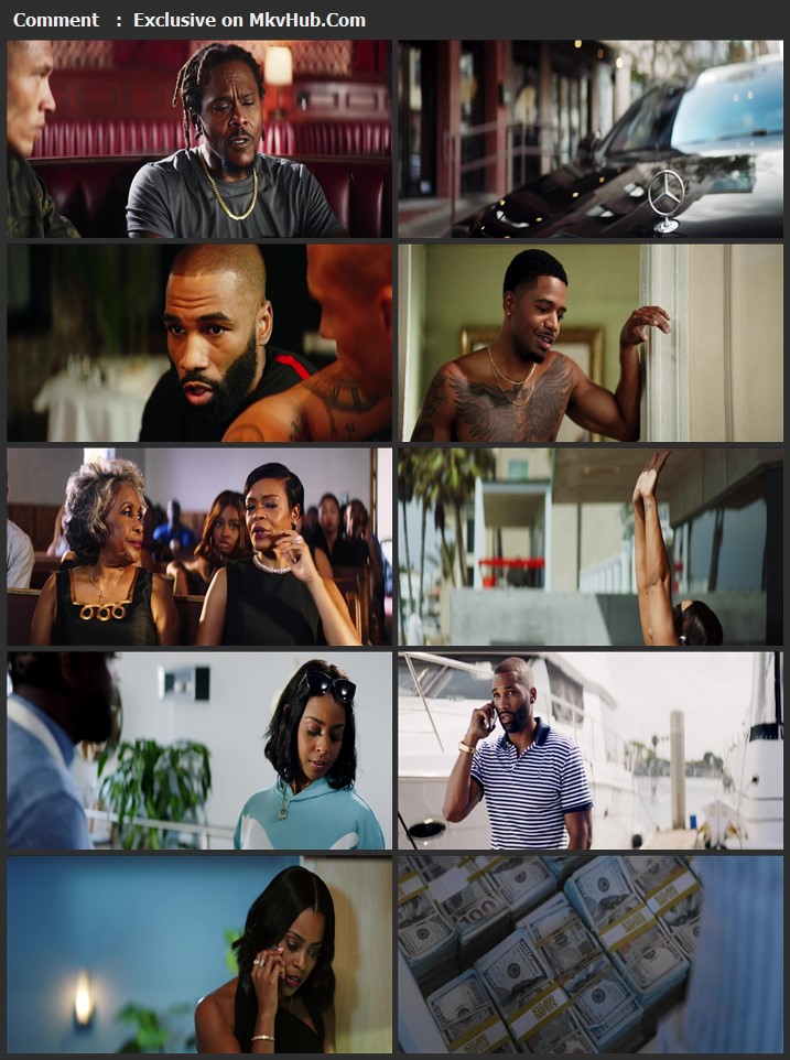 True to the Game 2 2020 English 720p WEB-DL 800MB Download