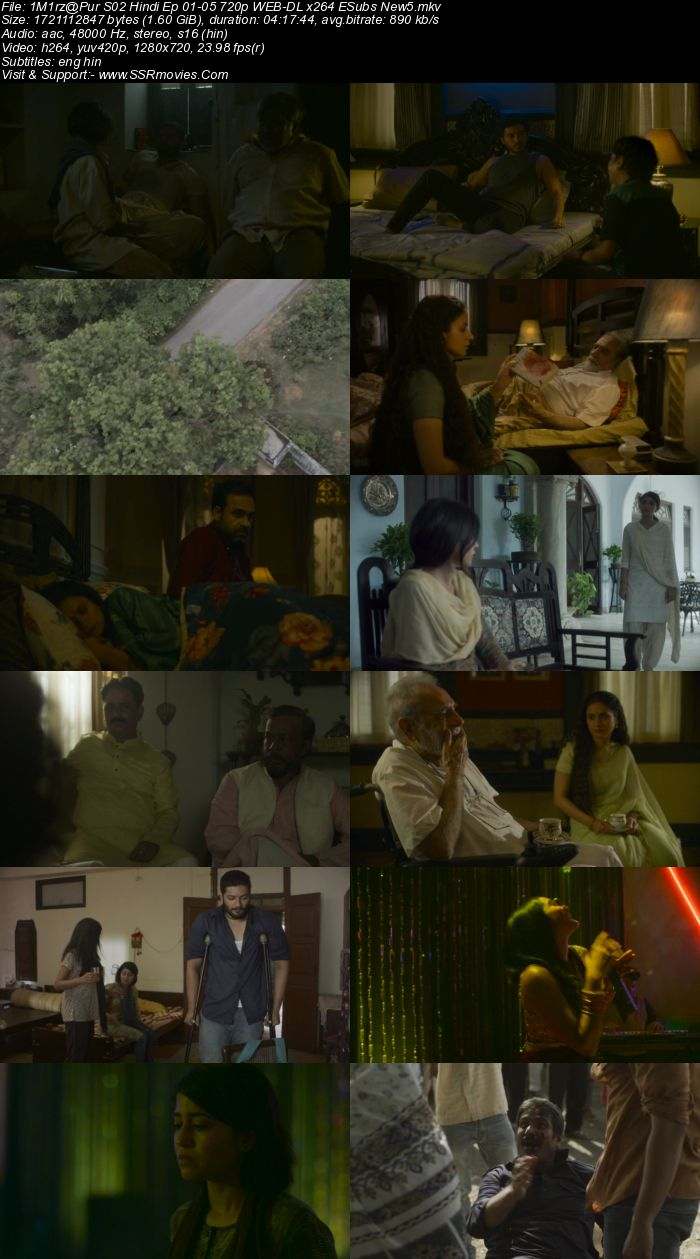 Mirzapur (2020) S02 Complete Hindi 720p 480p WEB-DL 3.3GB ESubs Download
