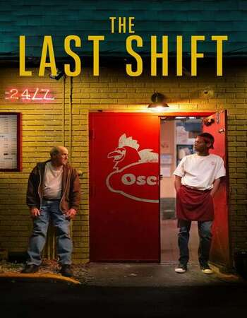 The Last Shift 2020 English 720p WEB-DL 800MB Download