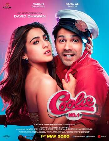 Coolie No. 1 (2020) Hindi 720p WEB-DL x264 1.1GB Full Movie Download