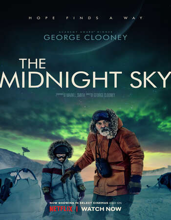 The Midnight Sky 2020 English 720p WEB-DL 1GB Download