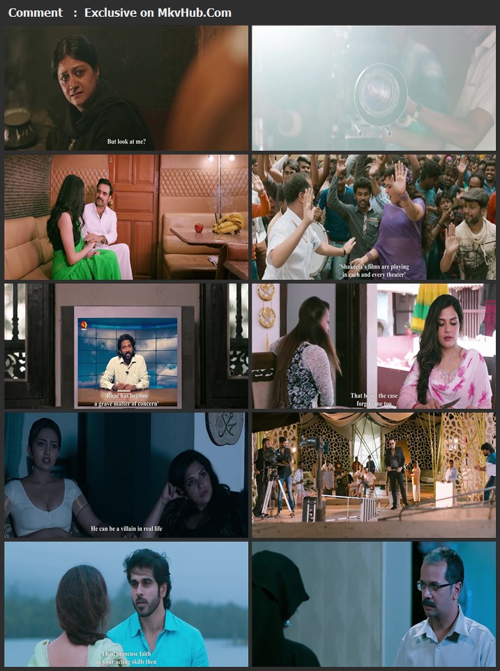 Shakeela 2020 Hindi 720p WEB-DL x264 950MB Download