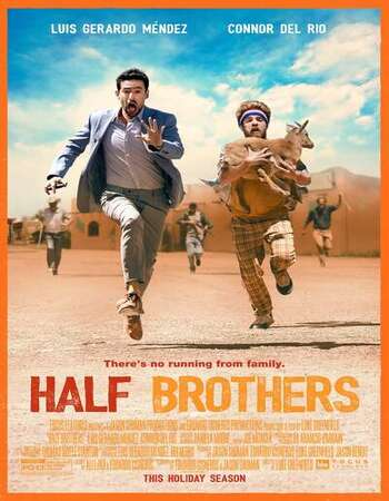 Half Brothers 2020 English 720p WEB-DL 850MB Download