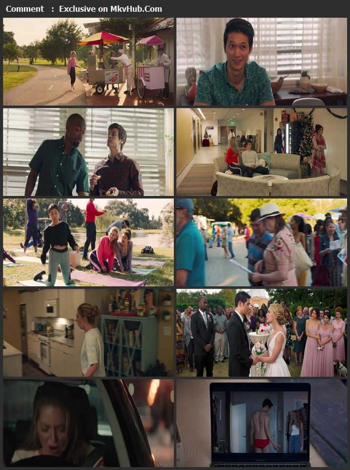 All My Life 2020 English 720p WEB-DL 800MB Download