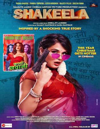 Shakeela 2020 Hindi 720p WEB-DL x264 950MB