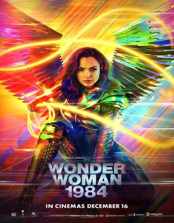 Wonder Woman 1984 2020 Dual Audio [Hindi-English] 1080p WEB-DL 2.4GB ESubs