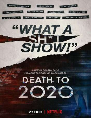 Death to 2020 2020 English 720p WEB-DL 600MB Download