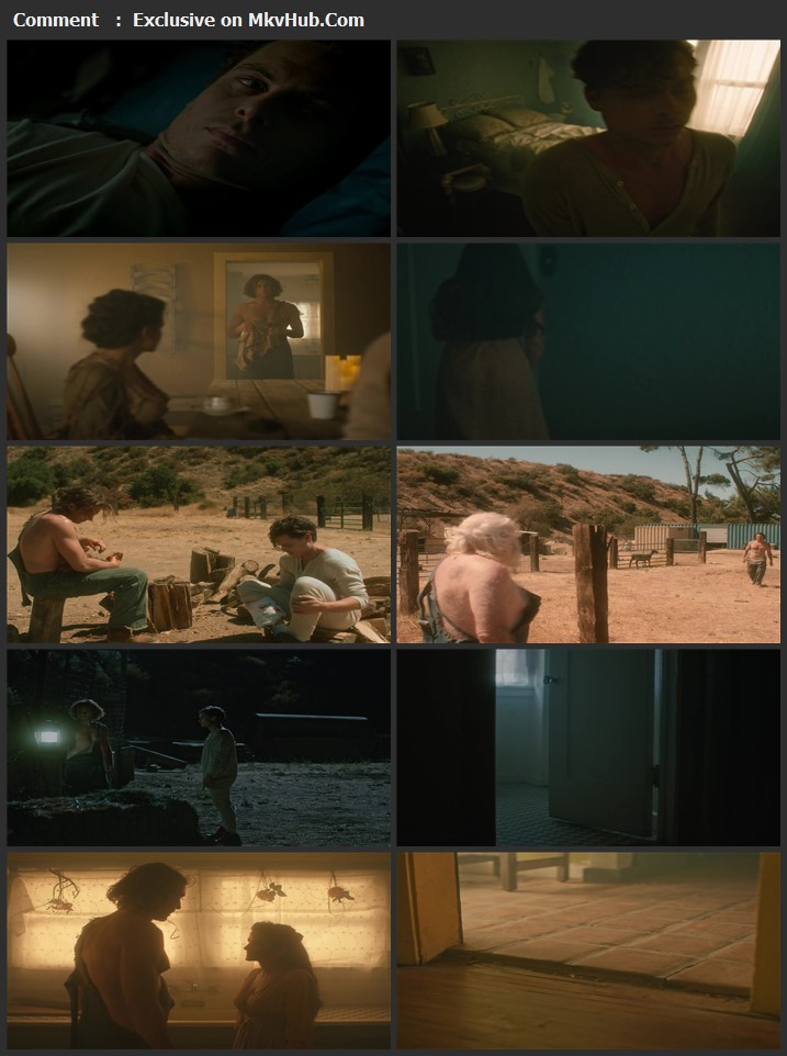 The One You Feed 2020 English 720p WEB-DL 750MB Download