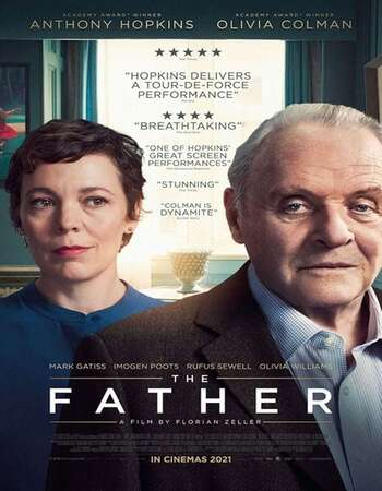 The Father 2020 English 720p HDCAM 850MB Download