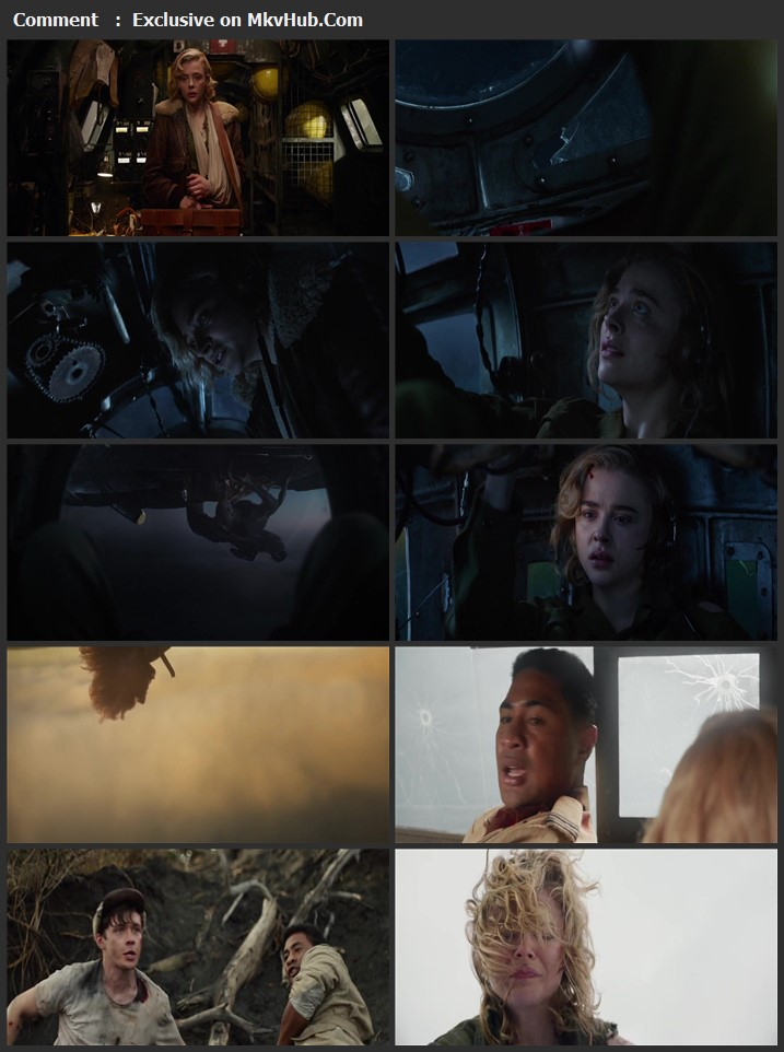 Shadow in the Cloud 2020 English 1080p WEB-DL 1.3GB Download